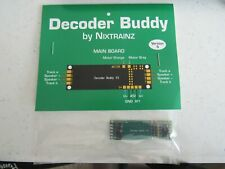 Decoder Buddy Version 5 for 21PNEM decoders Nice!   Bob The Train Guy