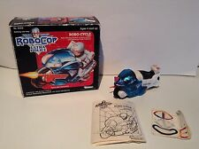 Kenner Robocop Robocycle Loose and Complete with Box and Instructions 1988