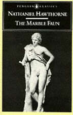 The Marble Faun: or, The Romance of Monte Beni (Penguin Classics)-ExLibrary