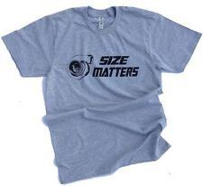 Size matters turbo boost tshirt car automotive mens small tshirt