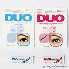 "2 DUO Water Proof Eyelash Adhesive (glue) ""7g White/Dark set""  *Joy's cosmetics*"