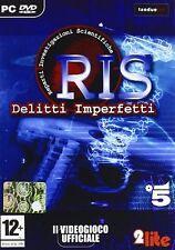 Ris - Delitti Imperfetti PC DVD-Rom