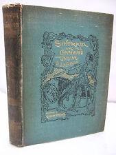 1896 - Sintram and His Companions & Undine - Decorative HB - Illustrated