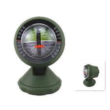 Unico Auto Inclinometro pendenza misuratore del livello indicatore di inclinazione Inclinazione Metro Gauge