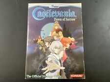 Castlevania: Dawn of Sorrow The Official Strategy Guide For Nintendo DS