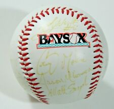 Vintage Bowie Baysox team signed Baseball Minor League Orioles