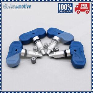 4x Tire Pressure Sensor TPMS 15136883 For GMC Chevrolet Cadillac Escalade Yukon
