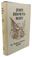 Stephen Vincent Benet JOHN BROWN'S BODY  7th Edition