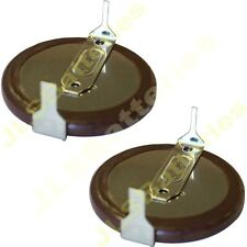 2 x Panasonic VL2020 Rechargeable Battery for BMW E90 Key Fob
