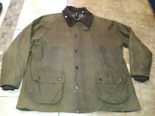 BARBOUR BEDALE HUNTING JACKET WAX C46/117CM MEN SPORT ENGLAND FISHING EQUESTRIAN