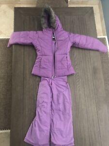 Columbia skiing jacket + Bid Pants