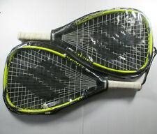 2 x Ektelon Racquetball Racquet Powerring Freak 1000 Power Level Oversize 105