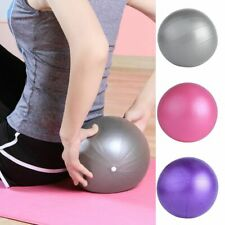 Mini Yoga Ball Physical Fitness Exercise Balance Balls Home 25cm 10inch Weighted