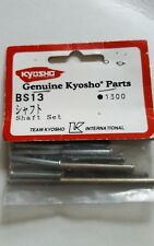 BS-13 Shaft Set - Kyosho Burns GP-20 Landmax Turbo Inferno DX Turbo Burns Esprit