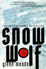 Snow Wolf by Glenn Meade (1996, Hardcover)