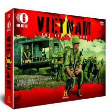 THE VIETNAM WAR COMPLETE HISTORY CHANNEL DOCUMENTARIES COLLECTION NEW 6 DVD R4