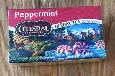 Celestial Seasonings Peppermint Tea 20 bags 08 April 2021
