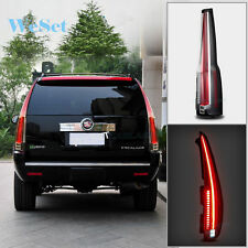Vland For LED Tail Lights For 2007-2014 Cadillac Escalade Rear Lamps 2016 Model