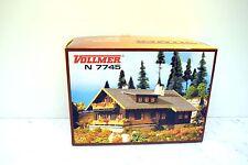 Vollmer N 7745 Chalet,  Neuware