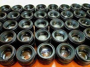 40 PIECES Lot HELIOS-44-2 58mm F2 USSR SLR LENS SCREW M42 SONY-A 5 7 NIKON CANON