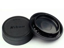 New Body + Rear Lens Cap Cover for Nikon D7100 D7000 D3200 D5200 D5100 D5000 D90