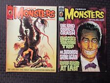1975/76 FAMOUS MONSTERS Magazine #116 126 FN+ 6.5 F. Paul Wilson FPW Collection