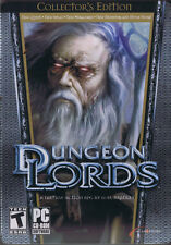 Dungeon Lords: Collector's Edition (PC, 2006, Dreamcatcher)
