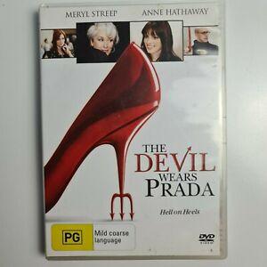 The Devil Wears Prada DVD - Meryl Streep, Anne Hathaway - R4 PAL- TRACKED POST