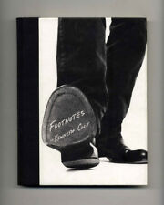 SIGNED Footnotes by Kenneth Cole 1st/1st