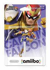 amiibo Captain Falcon (Super Smash Bros. Collection) - DIRECT FROM NINTENDO AUS