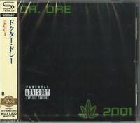 DR. DRE-2001-JAPAN SHM-CD D50
