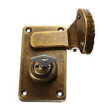 New Wooden Safety Iron Lock Suitcase Box Lock Around The Trunk Lock To Lock