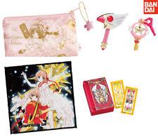 Bandai Cardcaptor Sakura Unsealable Goods Stationeries Gashapon set 5 pcs