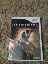 Captain America: Super Soldier (Nintendo Wii, 2011)