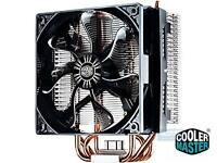 COOLER MASTER HYPER T4 HIGH PERFORMANCE UNIVERSAL CPU COOLER FOR AMD/INTEL. NEW
