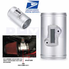 "3"" Air Intake Flow Sensor Connector Adapter For Nissan Honda Civic FORD MAF USA"