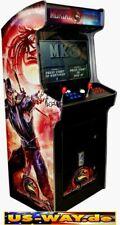 "G-988 Classic Arcade Retro TV Video Spielautomat Standgerät 26"" LCD Bildschirm"