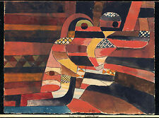 Paul Klee Reproduction Doctor Fine Art Print