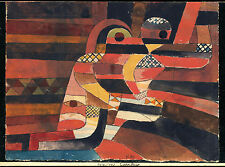 Paul Klee Reproduction: Lovers - Fine Art Print