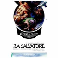 The Legend of Drizzt Book II by R. A. Salvatore (25th Anniversary Edition)