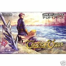 Tactics Ogre The Knight of Lodis Advance GBA JAPAN