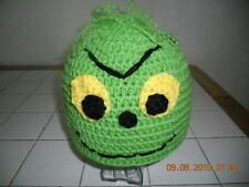Character Boutique Crochet Mean Green Hat~ Any Size!!