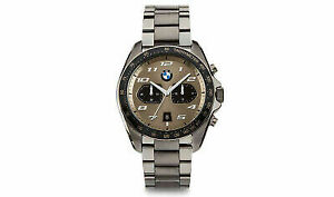 BMW Sport Chrono Cashmere Watch Stainless (RRP £250) 80262473265