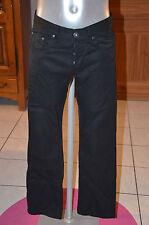 DANYBERD -Très joli pantalon noir - Taille W 31 - F 42  - EXCELLENT ÉTAT