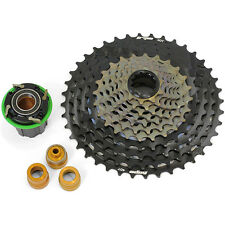 Hope Cassette 11 Speed 10-40T w/ Pro 4 Freehub Body Conversion Kits - New