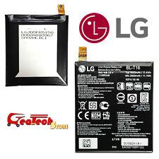 Batteria BL-T16 ORIGINALE Per LG G Flex2 3000mAh 3.8v Ricambio Nuova Li-Ion