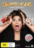 Dance Moms : Season 4 : Collection 3 (DVD, 2015, 3-Disc Set) - Region 4