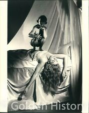 VINTAGE KEN RUSSELL NATASHA RICHARDSON FILM REAL PRESS PHOTO IMAGE
