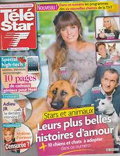 Télé Star N°1888 - 03/12/2012 - Laetitia Milot - Mylène Farmer -Miss France 2013