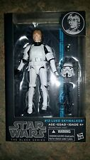 "Star Wars 6"" Black Series Luke Skywalker Stormtrooper Outfit #12 Action Figure"